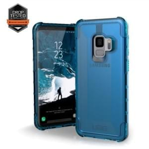 Urban Armor Gear Plyo Case | Samsung Galaxy S9 | Blau Transparent