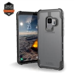 Urban Armor Gear Plyo Case | Samsung Galaxy S9 | Ice Transparent