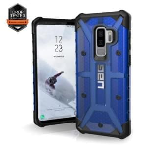 Urban Armor Gear Plasma Case | Samsung Galaxy S9+ Plus | Cobalt blau transparent