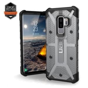 Urban Armor Gear Plasma Case | Samsung Galaxy S9+ Plus | Ice transparent