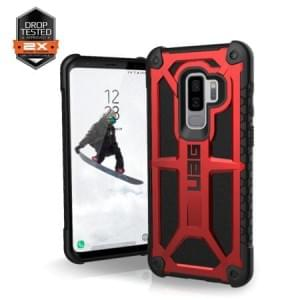 Urban Armor Gear Monarch Case | Samsung Galaxy S9+ Plus | Crimson Rot