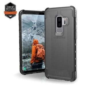 Urban Armor Gear Plyo Case | Samsung Galaxy S9+ Plus | Ash grau transparent