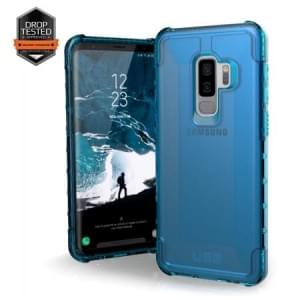Urban Armor Gear Plyo Case | Samsung Galaxy S9+ Plus | Glacier blau transparent