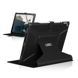 Urban Armor Gear Metropolis Case | Tasche für Apple iPad Pro 12,9 | Schwarz