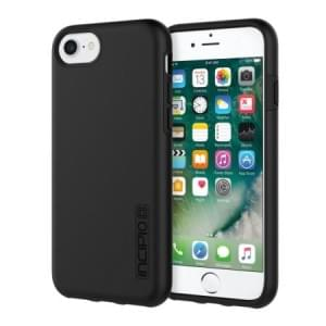 Incipio DualPro Case I Apple iPhone 8 / 7 I Schwarz / Schwarz