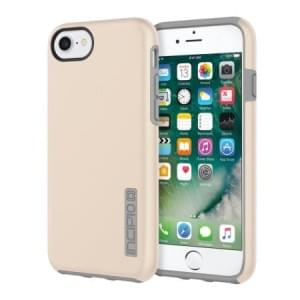 Incipio DualPro Case I Apple iPhone 8 / 7 I Champagner / Grau