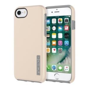 Incipio DualPro Case I Apple iPhone 8 / 7 I Champagner / Grau