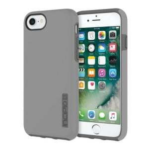 Incipio DualPro Case I Apple iPhone 8 / 7 I Grau / Dunkelgrau