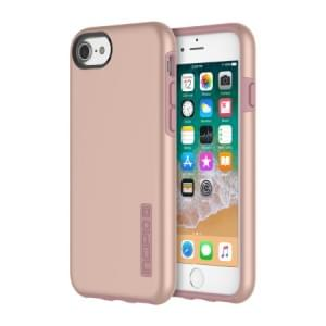 Incipio DualPro Case I Apple iPhone 8 / 7 I Iridescent Rose Gold