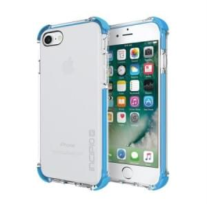 Incipio Sport Series Reprieve Case I Apple iPhone 8 / 7 I Transparent / Cyan