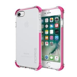 Incipio Sport Series Reprieve Case I Apple iPhone 8 / 7 I Transparent / Pink