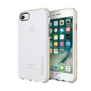 Incipio Octane Lux Case I Apple iPhone 8 / 7 I Transparent / Champagner / Grau