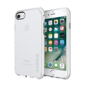 Incipio Octane Lux Case I Apple iPhone 8 / 7 I Transparent / Weiß / Frost