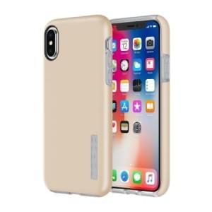 Incipio DualPro Case I Schutzhülle für iPhone X / Xs I Iridescent Champagne
