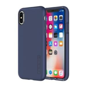 Incipio DualPro Case I Schutzhülle für iPhone X / Xs I Iridescent Midnight Blue