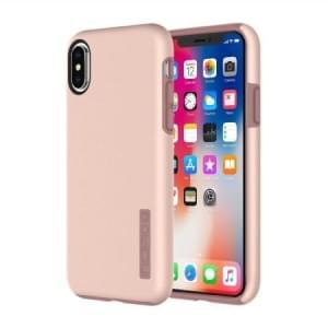 Incipio DualPro Case I Schutzhülle für iPhone X / Xs I Iridescent Rose Gold