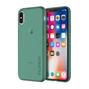 Incipio NGP Pure Case I Schutzhülle für iPhone X / Xs I Mint / Transparent