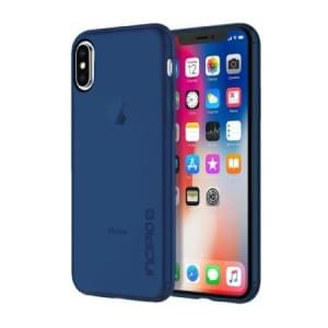 Incipio NGP Pure Case I Schutzhülle für iPhone X / Xs I Navy / Transparent