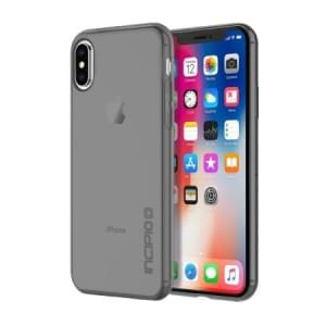 Incipio NGP Pure Case I Schutzhülle für iPhone X / Xs I Smoke / Transparent