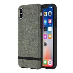Incipio Esquire Series Carnaby Case I Schutzhülle für iPhone X / Xs I Forest Grau