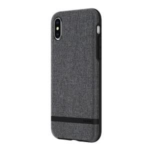 Incipio Esquire Series Carnaby Case I Schutzhülle für iPhone X / Xs I Grau