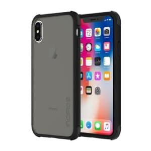 Incipio Sport Series Reprieve Case I Schutzhülle für iPhone X / Xs I Schwarz / Smoke