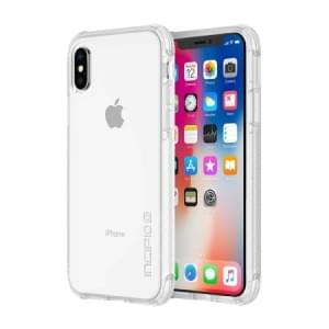 Incipio Sport Series Reprieve Case I Schutzhülle für iPhone X / Xs I Transparent