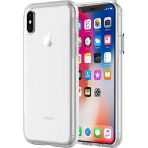 Incipio DualPro Case I Schutzhülle für iPhone X / Xs I Transparent