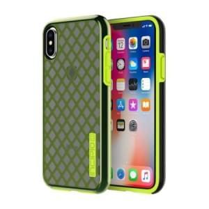 Incipio DualPro Sport Case I Schutzhülle für iPhone X / Xs I Smoke / Volt