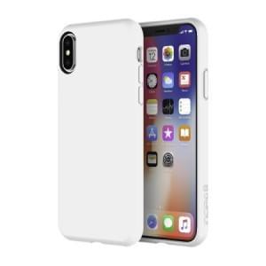 Incipio Siliskin Case I Schutzhülle für iPhone X / Xs I Weiß