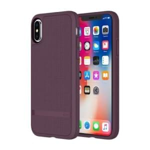 Incipio NGP Advanced Case I Schutzhülle für iPhone X / Xs I Plum
