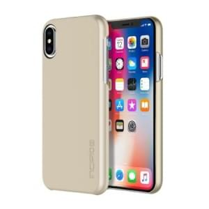 Incipio Feather Case I Schutzhülle für iPhone X / Xs I Iridescent Champagne