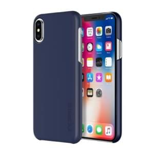 Incipio Feather Case I Schutzhülle für iPhone X / Xs I Iridescent Midnight Blue