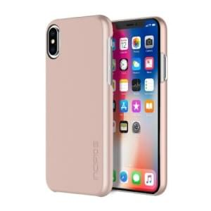 Incipio Feather Case I Schutzhülle für iPhone X / Xs I Iridescent Rose Gold
