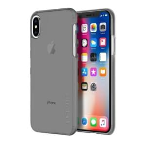 Incipio Feather Pure Case I Schutzhülle für iPhone X / Xs I Smoke