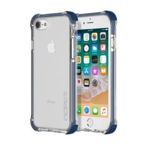 Incipio Sport Series Reprieve Case I Apple iPhone 8 / 7 I Blau / Transparent