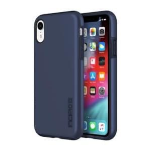 Incipio DualPro Case | Schutzhülle für iPhone XR | Midnight Blau
