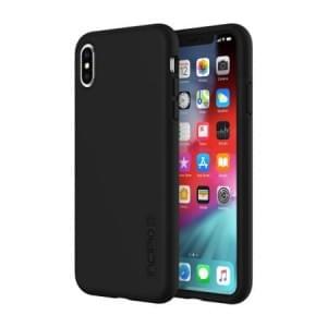 Incipio DualPro Case | Schutzhülle für iPhone Xs Max | Schwarz