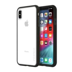 Incipio Octane Pure Case | Schutzhülle für iPhone Xs Max | Transparent / Schwarz