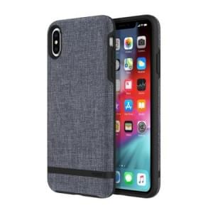 Incipio Esquire Series Carnaby Case | Schutzhülle für iPhone Xs Max | Blau