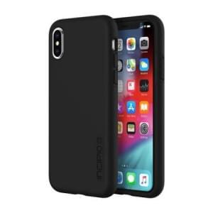 Incipio DualPro Case I Schutzhülle für iPhone X / Xs I Schwarz