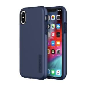 Incipio DualPro Case I Schutzhülle für iPhone X / Xs I Midnight Blau