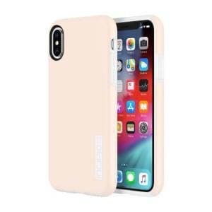 Incipio DualPro Case I Schutzhülle für iPhone X / Xs I Rose Blush