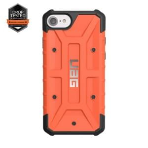 Urban Armor Gear Pathfinder Case I Apple iPhone 8 / 7 I Rust Orange