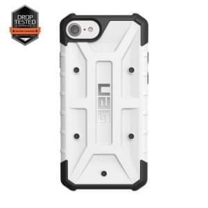 Urban Armor Gear Pathfinder Case I Apple iPhone 8 / 7 I Weiß