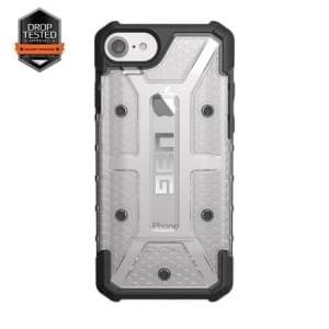 Urban Armor Gear Plasma Case I Apple iPhone 8 / 7 I Ice transparent