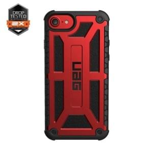 Urban Armor Gear Monarch Case I Apple iPhone 8 / 7 I Crimson Rot