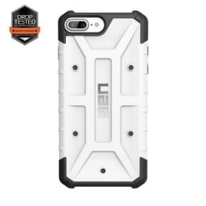 Urban Armor Gear Pathfinder Case I Apple iPhone 8 Plus / 7 Plus I Weiß