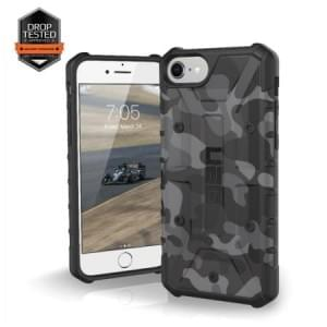 Urban Armor Gear Pathfinder Case I Apple iPhone 8 / 7 I Schwarz / Camo