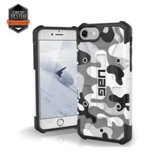 Urban Armor Gear Pathfinder Case I Apple iPhone 8 / 7 I Weiß / Camo